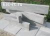 Бордюры садовые  бетонные размер 1220*180*65 мм. (армированные)