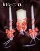 Продаю и изготав свадебные аксессуары:сундучки для денег; подушечки для обруч. колец; сем. очаг, свечи;фужеры для молодых,свадеб. замочки, бутоньетки