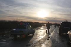 Потоп на трассе Саратов-Тамбов