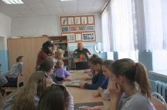 Дети из Екатериновки в Ртищево_12