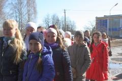 Дети из Екатериновки в Ртищево_1