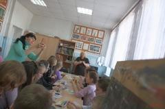 Дети из Екатериновки в Ртищево_20