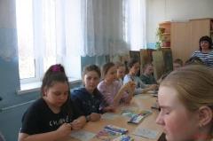 Дети из Екатериновки в Ртищево_21