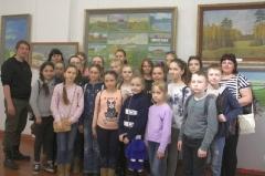 Дети из Екатериновки в Ртищево_7
