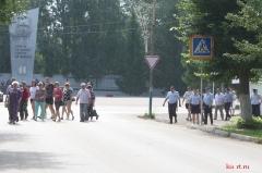 Пикет КПРФ против пенсионной реформы в Ртищево 28.07.2018_11