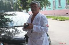 Пикет КПРФ против пенсионной реформы в Ртищево 28.07.2018_12
