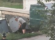 20200722 мусороборец