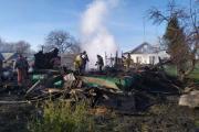 Трагедия в селе Елань. Фрагменты тел двоих детей нашли возле газового котла
