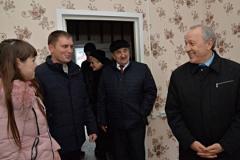 Феерическое шоу в п. Первомайском Ртищевского района: искрометные моменты.